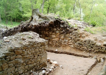 A kolostor kerengője
