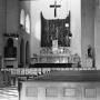 A templombelső (forrás: Fortepan)