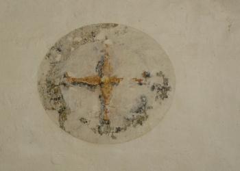 Sopronbánfalva szentelési kereszt
