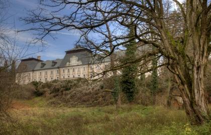 Az egész kastély mintegy 55 lakosztályt foglalt magába… (Fotó: Jan Dudas, flickriver.com)