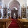 Márianosztra templombelső