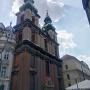 Egyetemi templom Budapest belvárosában