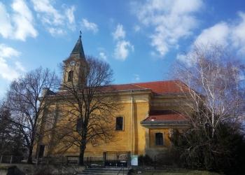 Vértesacsa római katolikus templom