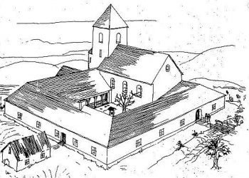 Bakonyszentjakab rekonstrukció