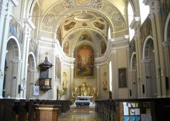 A Lyceum templom belülről