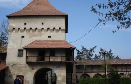 A marosvásárhelyi vár