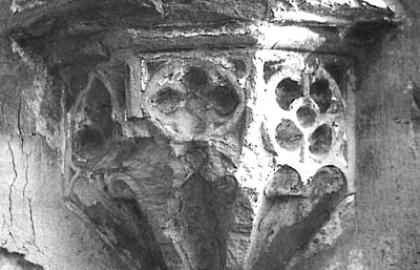 Gyámkő a pálos kolostorból