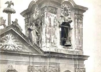 Egyetemi templom harangtorony