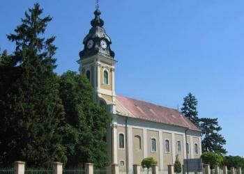 A sajóládi templom napjainkban (sajolad.hu)
