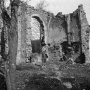A szentléleki romok 1933-ban (Forrás: Fortepan)