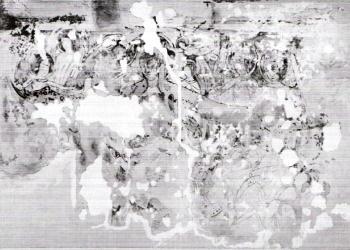 Zsámbék freskó másolat
