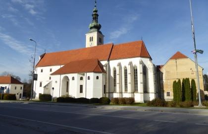 A lepoglavai pálos kolostor (Fotó: Elena Grdesic)