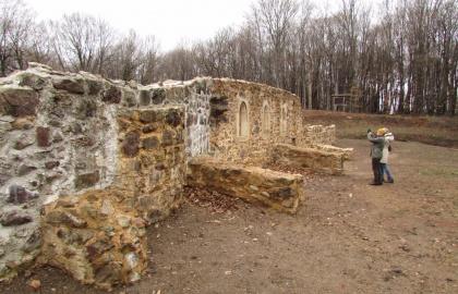 A helyreállított kolostor (Forrás: tz-vojnic.hr)