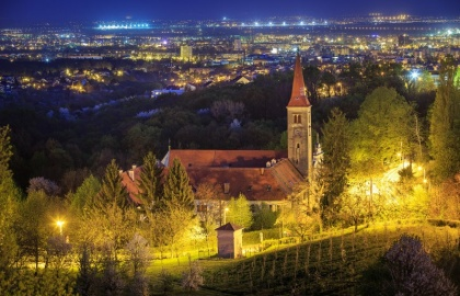 A remetei kolostor este (Fotó: Turistička zajednica grada Zagreba)
