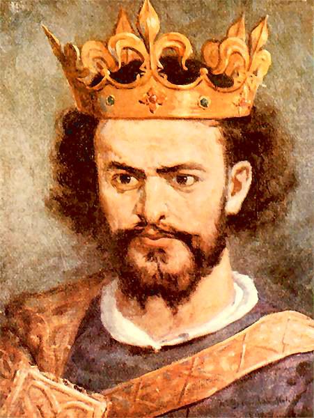 Nagy Lajos király (Fotó: Pinterest)