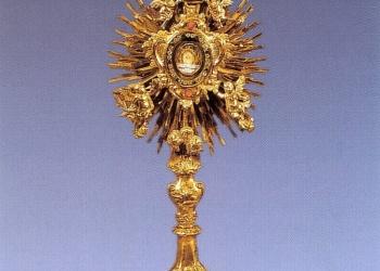 Szent László ujjereklyéje a tállyai római katolikus templomban