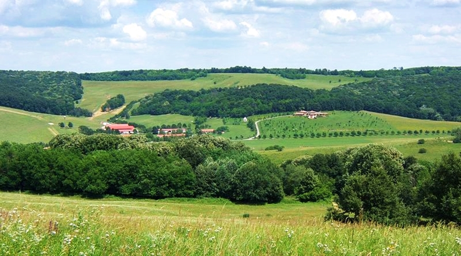 Gálosfa_Kistótváros_látképe