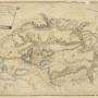 A nosztrai rendház ábrázolása az 1694-ből származó térképen Forrás: maps.hungaricana.hu