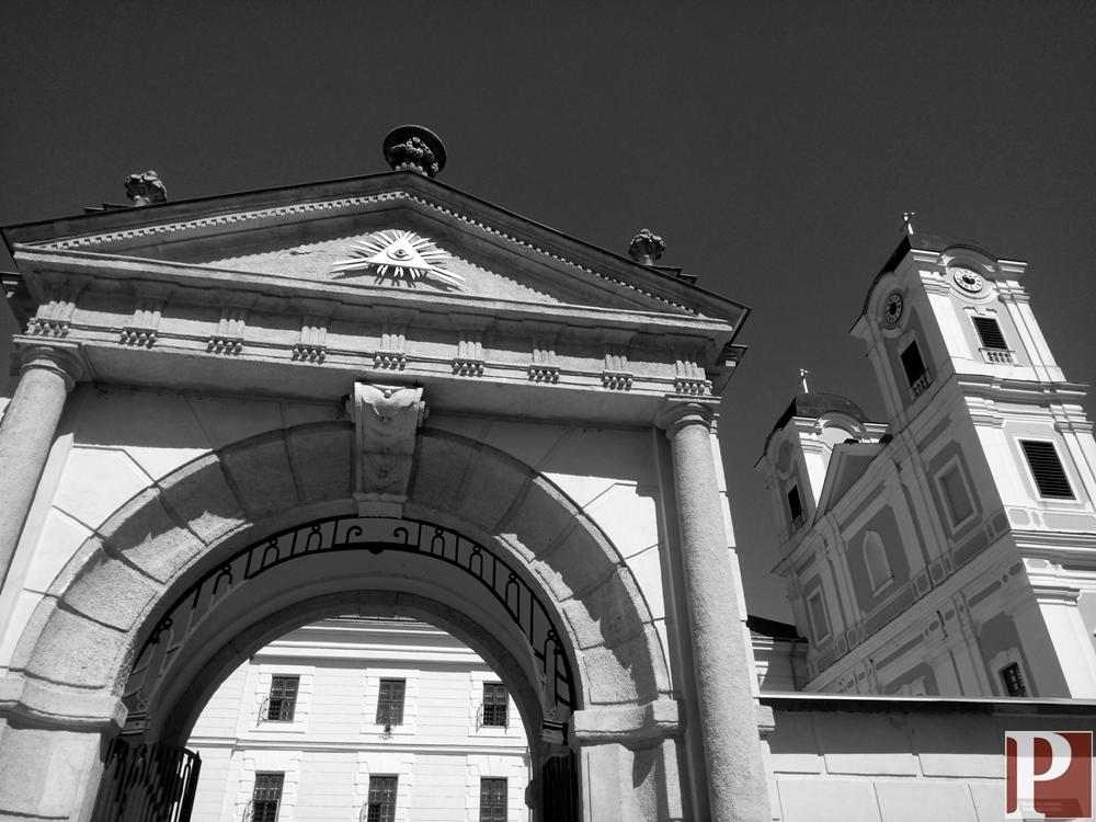 Magyarok Nagyasszonya Bazilika, Márianosztra