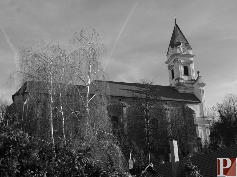 Mennyek királynője templom és pálos kolostor, Sopronbánfalva